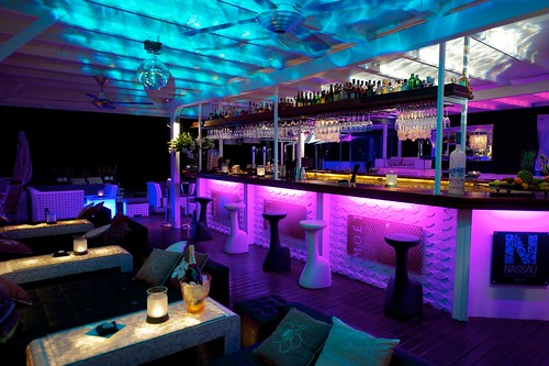 Nassau Beach Club, Ibiza Restaurant