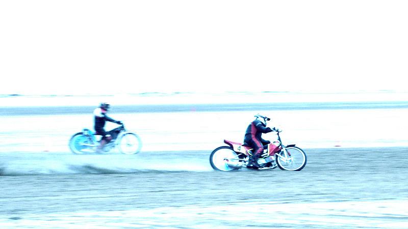 Sand Racing 1