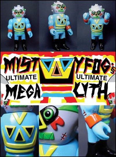 Le Merde Misty Fog Ultimate Megalith preview