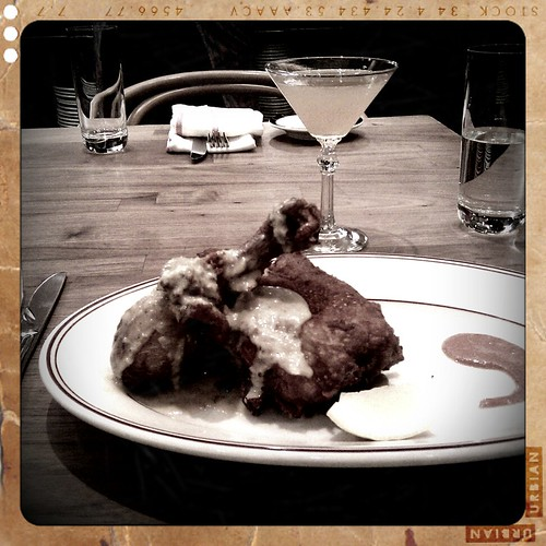 Fried Yardbird, Red Rooster, Harlem