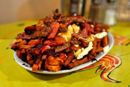 Restaurant La Banquise - Montréal