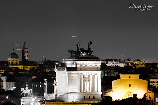 Gianicolo by night
