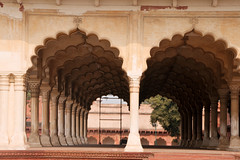 The Red Fort of Agra (Christian Haugen) Tags: india agra unesco fortrouge agrafort lalqila redfortofagra