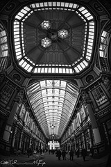 Leaden Hall   Market (Q@TaR_in_MyEye) Tags: uk trip holiday london beauty canon eos market secret united kingdom mohammed 5d february 2009 leadenhall althani aplusphoto