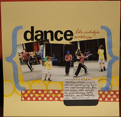 Day #25 - Dance Like Nobody's Watching (Margie S (Xnomads)) Tags: favorite layout badge load load2009