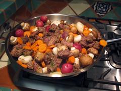 veggies added