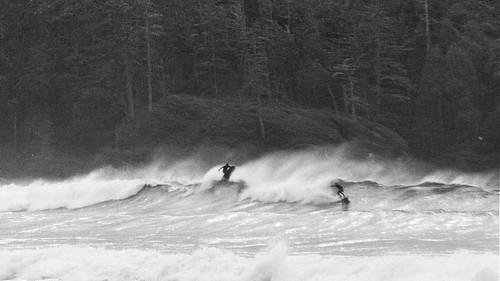 Surfing the Apocalypse