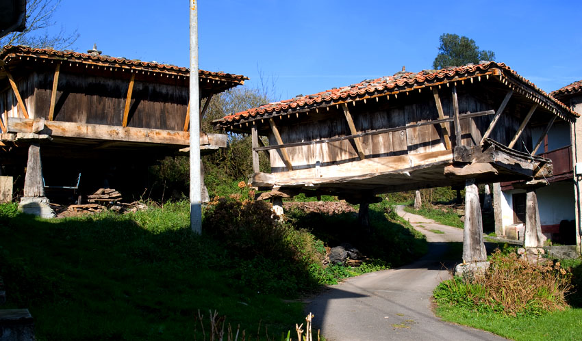 horreo puente