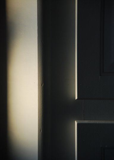 cupboard light © Colleen Hilman