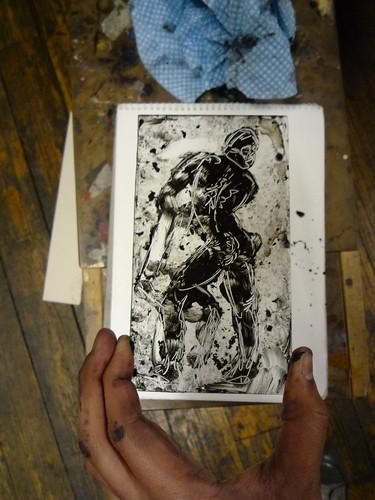 Life Drawing 2009-03-02_09