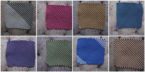 Stripe Mosaic