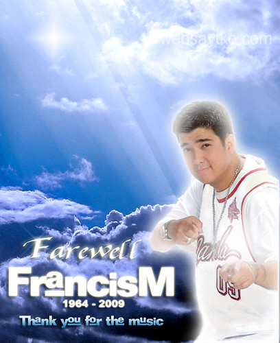 farewell francism