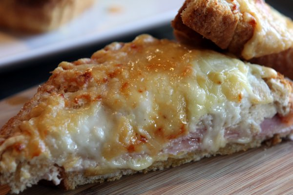 my croque monsieur