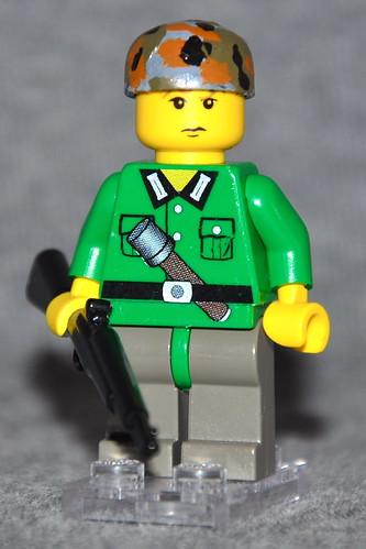 Fallschirmjäger custom minifig