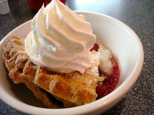 Cherry Pie, Twede's (The Twin Peaks Diner)