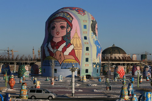 Worlds Largest Matryoshka Doll (by niklausberger)