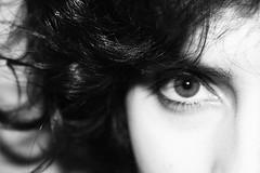 Me (Paola Bonfadelli) Tags: portrait bw selfportrait eye person blackwhite bn autoritratto ritratto bianconero peolpe