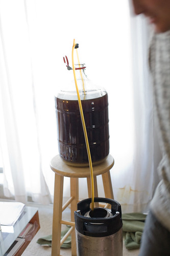 the siphoning has begun