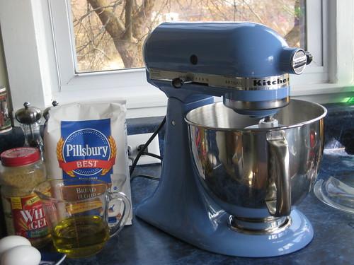 new mixer  :)