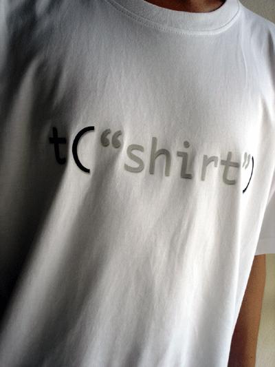 Drupal t-shirt - Front