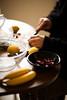 (icka) Tags: sanfrancisco cherries josh bananas 2009 slicing clinique23 january2009