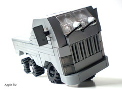 struggle (Apple - Pie) Tags: 6x6 truck lego trialtruck