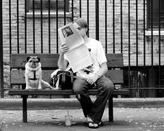 Monday morning Bleecker Street Greenwich Village (Tansy Liverwort) Tags: mynewyork thelittledoglaughed