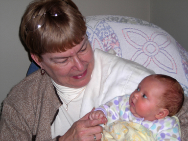 Grandma & Katy