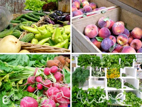 more fresh fruit & veg at eveleigh