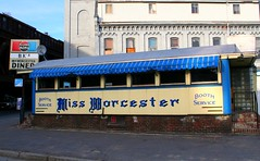 Miss Worcester Diner (Laurence's Pictures) Tags: from street food building 1948 car st corner ma lunch was restaurant is neon counter diner spoon company eat 50s streamlined 300 mass miss across built greasy worcester 812 directly the southbridge located lamartine worcesterthis
