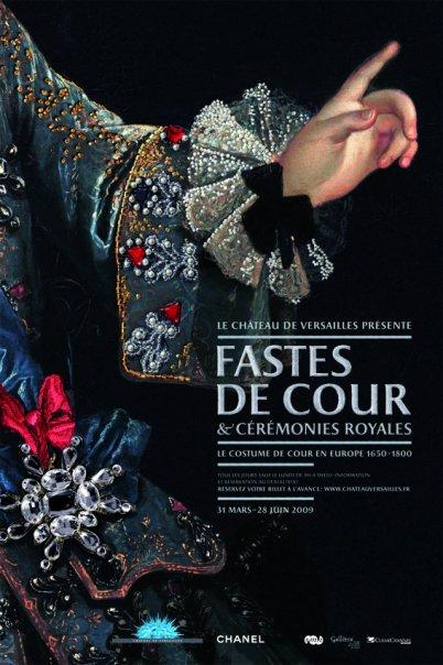 Fastes de Cour et Cérémonies Royales -  31 Mars au 28 Juin 2009 - Château de Versailles dans EXPOSITIONS 3389677074_e8d5e6ab1c_o