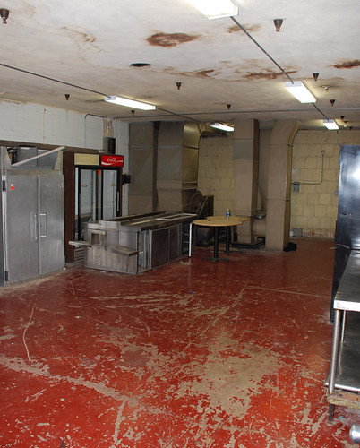 Los Angeles Theatre Restaurant Kitchen