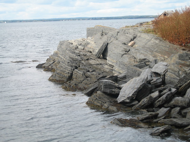 Blue Rocks, near Lunenburg, Nova Scotia