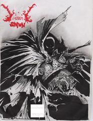 Spawn (MorrisonXXI) Tags: artwork drawing spawn aushen