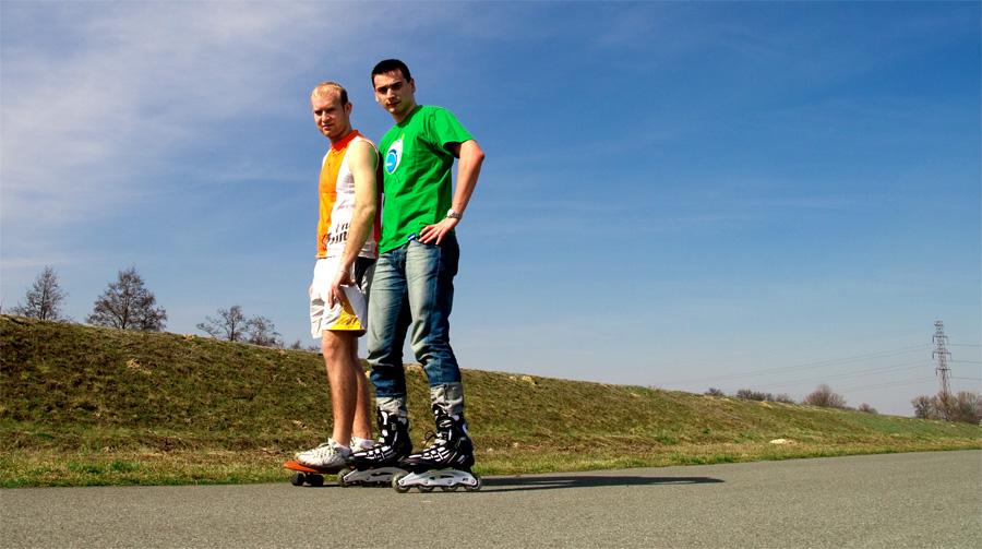 Roller skating - the new season