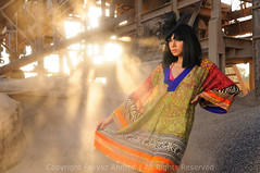 Shoot for Sana Safinaz (Fayyaz Ahmed) Tags: pakistan portrait girl fashion nikon karachi tooba sanasafinaz