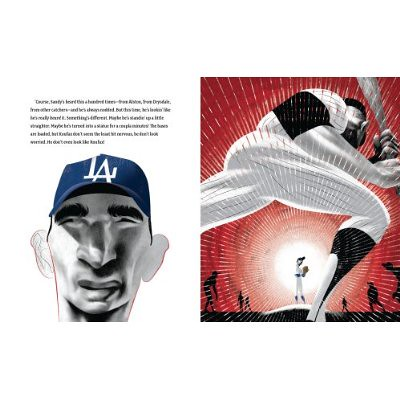 Review of the Day: You Never Heard of Sandy Koufax?! by Jonah Winter