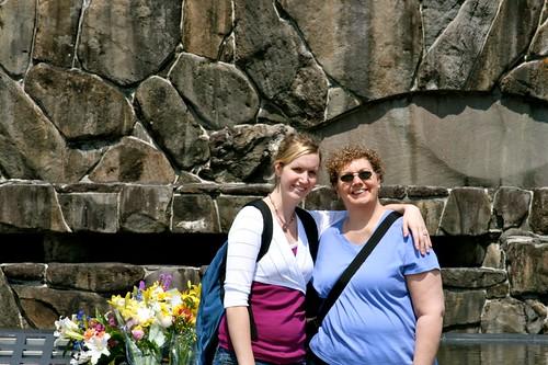 mom and i, nagasaki