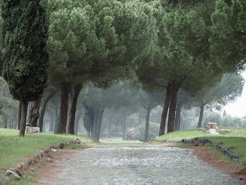Appia Antica, Roma.