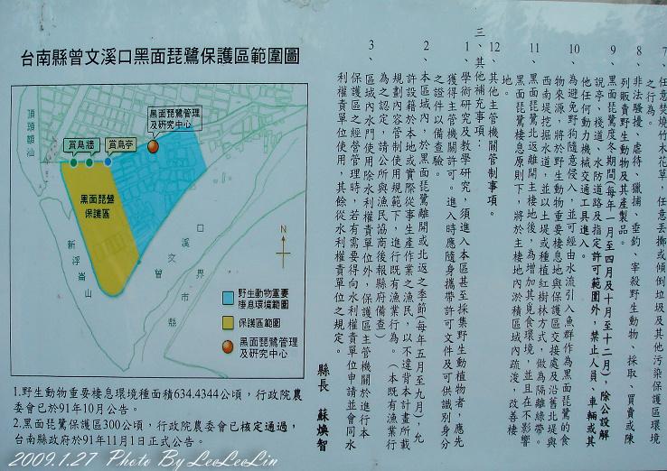 台南七股賞鳥趣|黑面琵鷺野生動物保護區