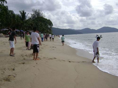 Beach feel!