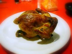 基隆招牌甕の雞