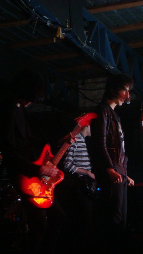The Horrors by you.