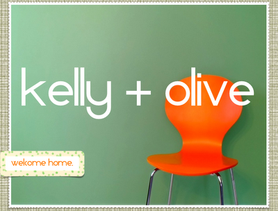 kelly + olive