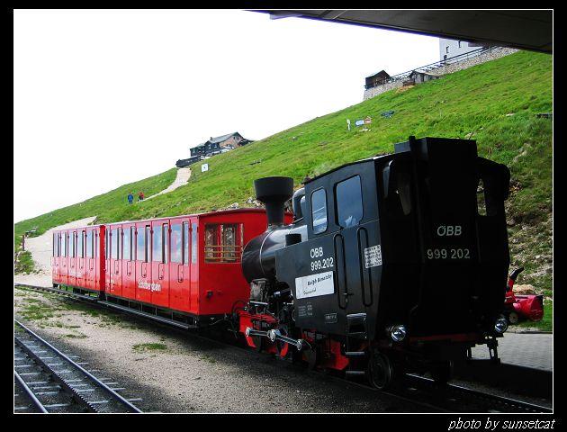 薩爾茲堡湖區 ~ 小火車