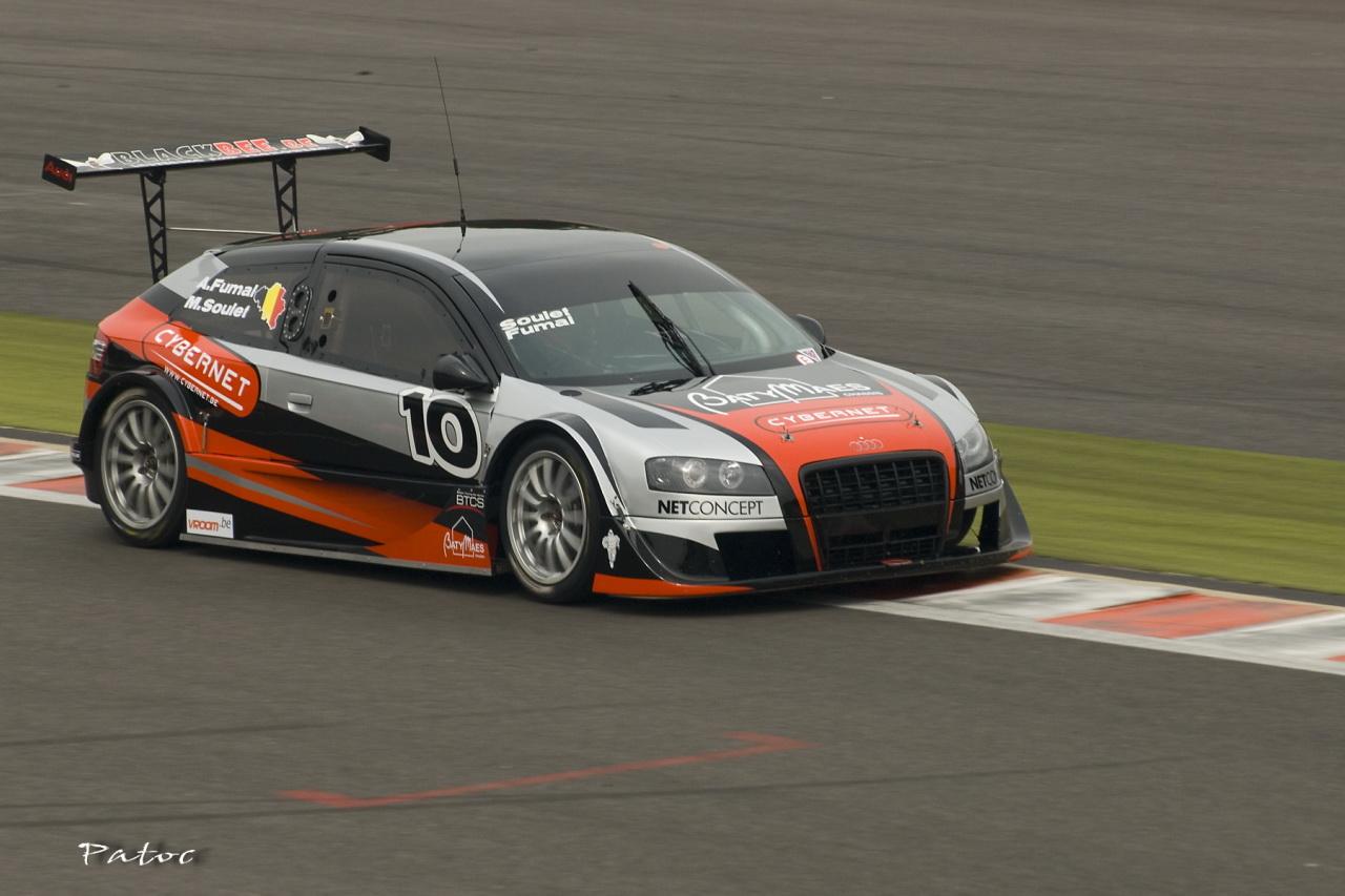BTCS Solution F Audi N°10