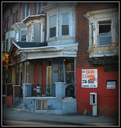 Urban poverty has ravaged many neighborhoods in Philadelphia