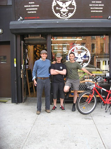 Brooklyn Bike and Board