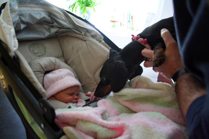 Paige meets Maren