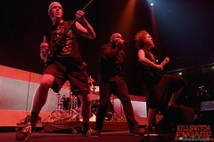 Killswitch Engage (DerekBrad) Tags: justin red music adam rock metal four reading jones concert guitar howard joel 4 band pa 25 weapon april iv vocals 2009 guitarist foley engage killswitch dutkiewicz strotzel